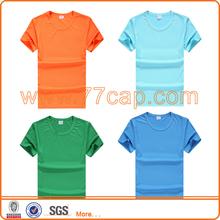Mens Fashion blank tshirt wholesale cool neck t shirt for men