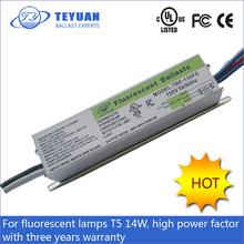 Good quality cUL listed t5 14w electronic ballast Foshan OEM