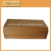 Flat pack wood toy box,pine wood blanket box storage box