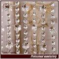 zierperlchen vorhänge transparent kristall kornvorhang