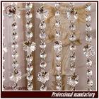 decorative beads curtains transparent crystal bead curtain
