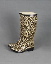 New Design Girls Wellies Fashion Waterproof Ladies Rain Boots