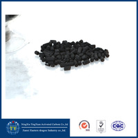 8x30 Mesh Bituminous Coal Based Bulk Activated Carbon