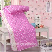 silk cotton comforter quilt for Summer