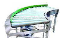 Roller system assembly line