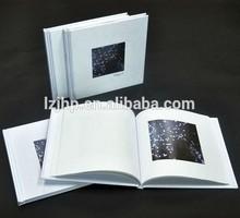 Fast shipment& high quality printing photo album book