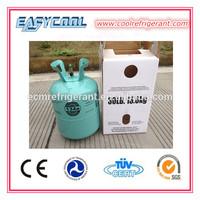 r134a price refrigerants gas 13.6kg cylinder Hydrocarbon chemicals