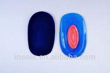 heel silicone anti-slip gel pads for shoes heel cushion