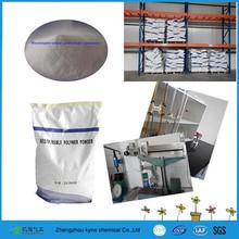 Thin bed mortar additive poly vinyl acetate base emulsion copolymer powder