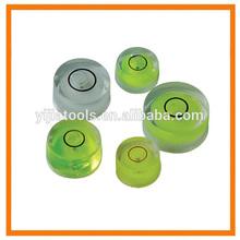 Yijiatools high quality plastic circular bubble level