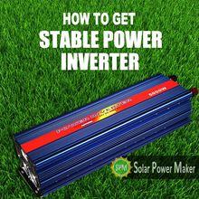 220v 12v 5000w power inverter circuit