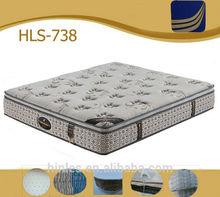 2014 high quality pvc inflatable folding mattress genie,sweet dreams foam mattress