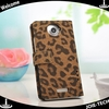 Wholesale Leopard Leather Cell Phone Cases For HTC One X