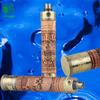 12 patterns changeable voltage e cigarette cool fire 1 e cigarette spinner e fire