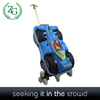 2014 Kid's Trolley Roller Bag 3D Rolling Suitcase Luggage Backpack Alternative