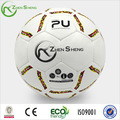 Zhensheng mini futebol/bola de futebol design seu próprio logotipo