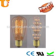 vintage edison light bulb antique bulb