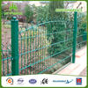 New style high quality plastic decorative garden fencing