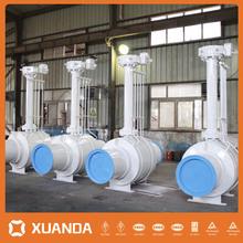 Heating system API6D Extended Stem fullly welding ball valve
