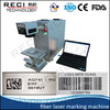 Fiber laser stainless steel marking machine price