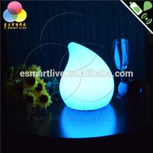 Swimming pool floating ball lighting lamp LED furniture Garden landscape globe Anti-throw rotomolding magic lights