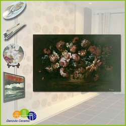 art ceramic tile reproduction pictures of oil painting