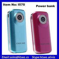 2014 5200 mAh portable power bank for iPad/iPhone digital camera