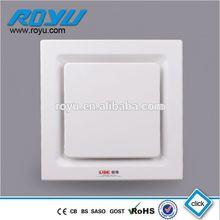 Anti fire material Wall type mini exhaust fan
