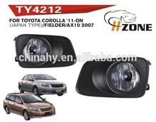 FOR TOYOTA COROLLA 11~ONLY(JAPAN TYPE) / FIELDER / AX 10 2007,FOG LAMP,FOG LIGHT,AUTO LAMP,AUTO LIGHT