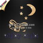 Nighty -night custom glitter rhinestone transfers wholesale in china