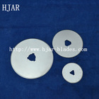 60mm rotary blade in knife/rotary cutter blade/ round cutter knife for olfa rotary cutter