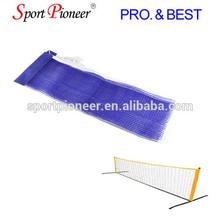 Outdoor Table Tennis Net Nylon Polyester Sports Table Tennis Net Adjustable Table Tennis Net