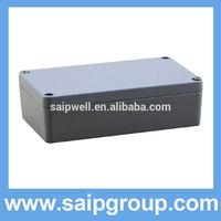 New aluminium enclosures for electronics