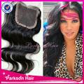 de calidad superior más populares y precio de venta al por mayor remy virgen peluca media clip en la extensión del pelo