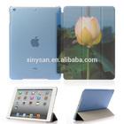 OEM Case for ipad 2/3/4 Printed folio protective case for ipad2 for new ipad for ipad4