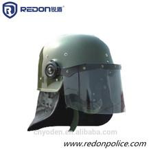 German anti-riot self-defence helmet