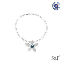 14937 feminine woman's fashion necklace