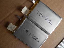 12v dry battery 3.7v 800mah rechargeable li-ion battery
