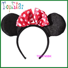 2015 China Direct Factory Sale Mickey Mouse Party Headband