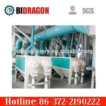 Bidragon machinery to make wheat flour