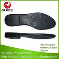 Mujeres sandalias finas suelas de goma para la fabricación de calzado