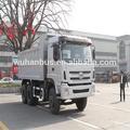 340hp 6x4 auto de carga do caminhão caminhão basculante para venda em dubai