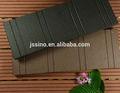Résistant aux intempéries non- glissement. extérieur wpc bois, nouveaux bois, plastique composte bois planches de bois/planches/plancher de pont