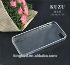 KUZU TPU phone case for apple iphone 5s