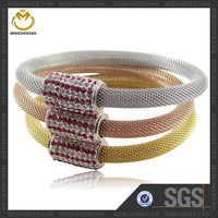 Various Color For Selecting 2014 Wholesale Cheap Price Luxury Fashion Wire Mesh For Jewelry