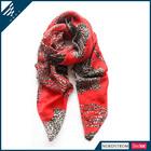 Fashion lepoard and fish print scarf 2014