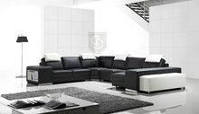 Baochi furniture cheap sofa cushions,custom made leather sofa C1121