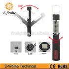 Functional portable led work light, W123 magnetic led work light