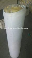 lana di vetro con foglio di alluminio di fronte