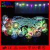 2014 New RGB color outdoor decorative lights hanging